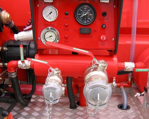 Photo Votre atelier et équipements incendie