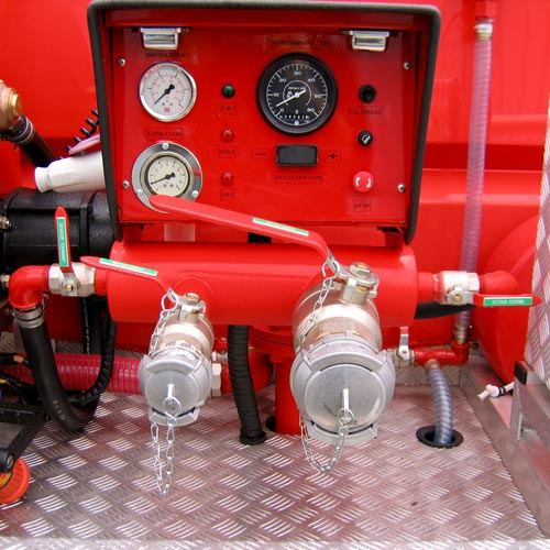 Photo Transformation et remise à niveau de votre équipement lutte incendie